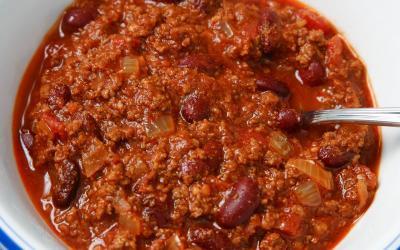 Picanha com pimenta (chili beef)