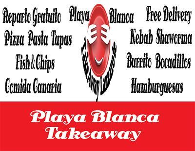 Pizzeria Playa Blanca Takeaway - Best Restaurant Playa Blanca